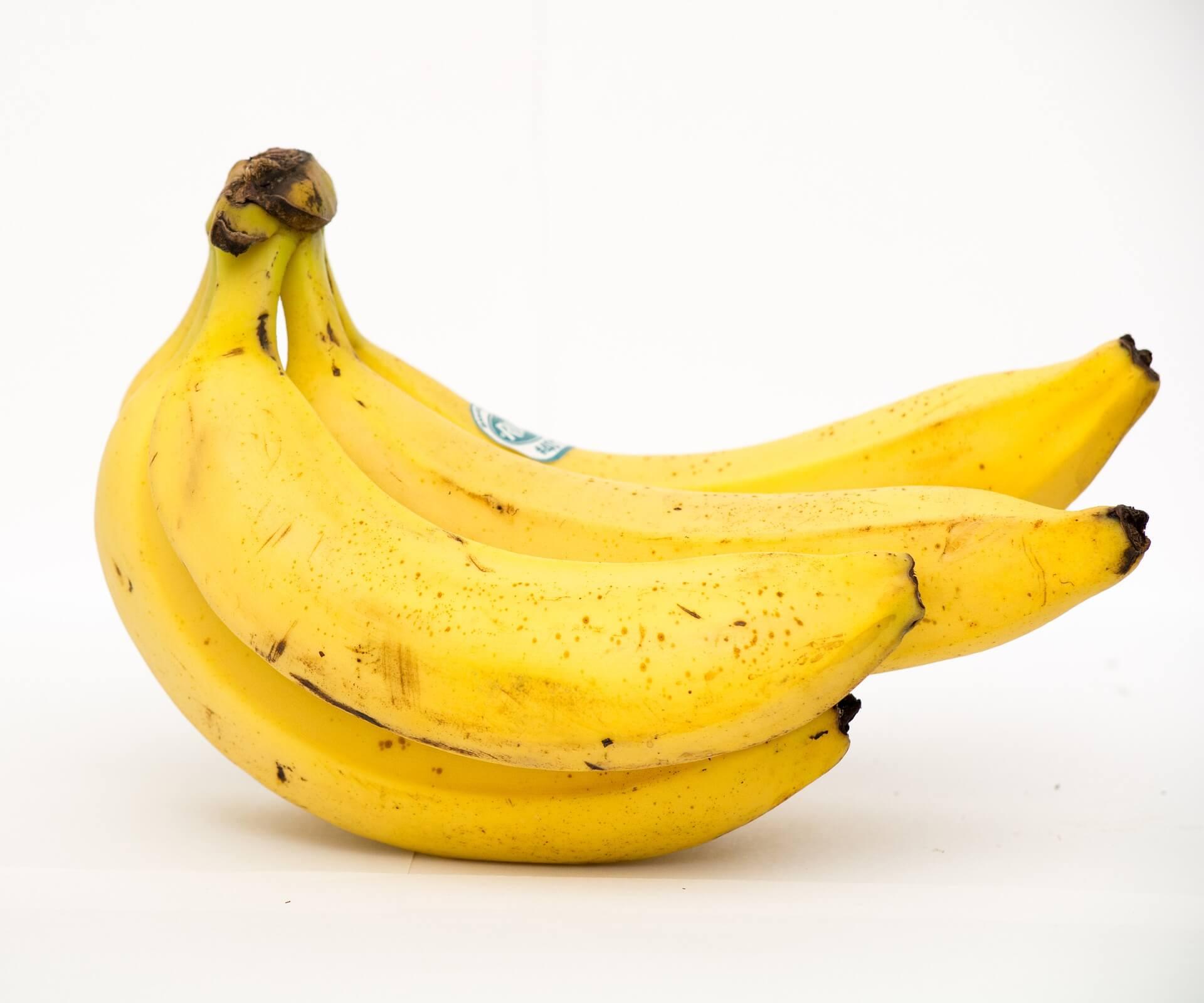польза спелых бананов