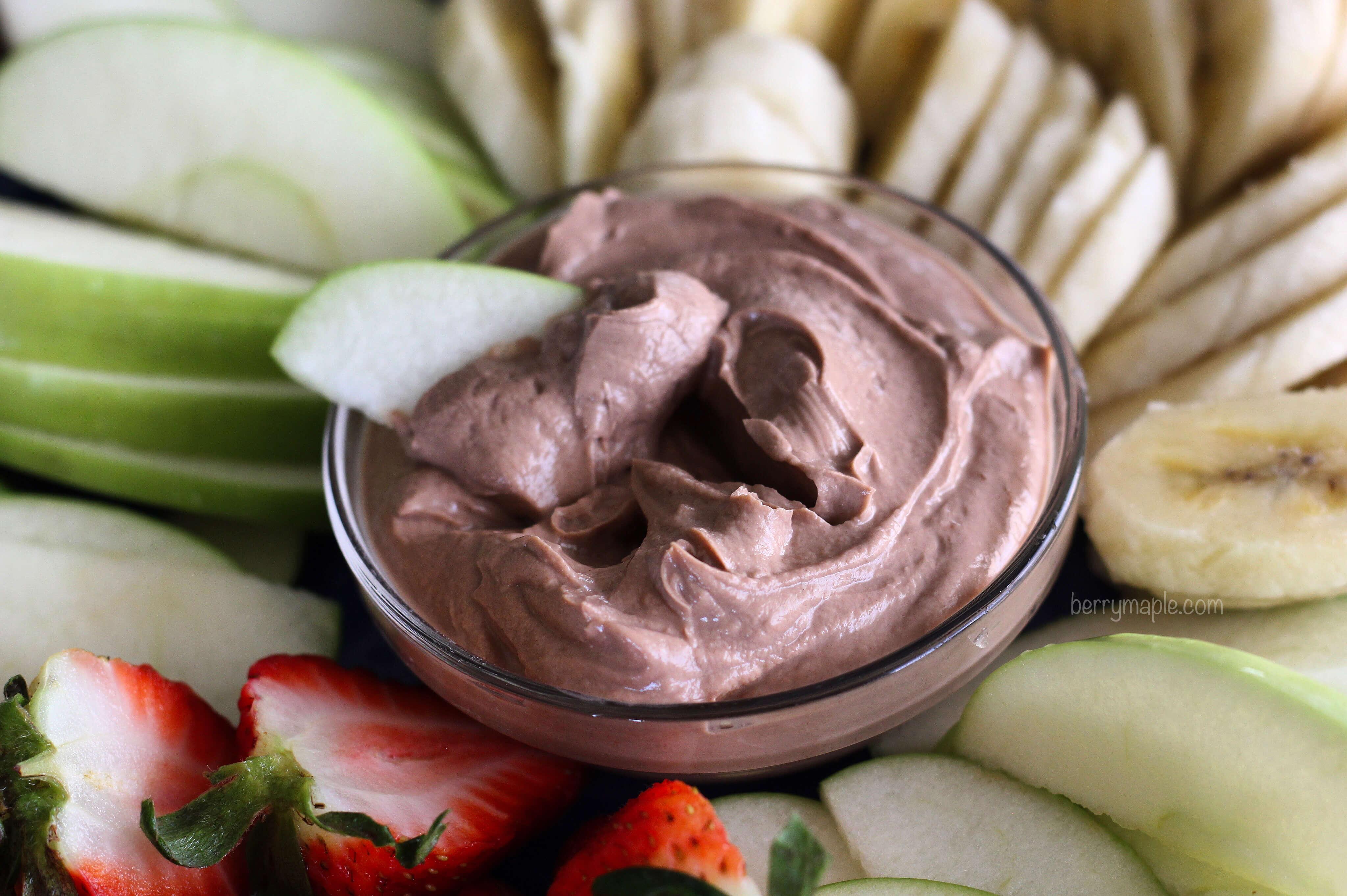 Шоколадный соус(дип) для фруктов