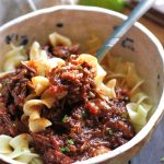 pork ragu in instant pot