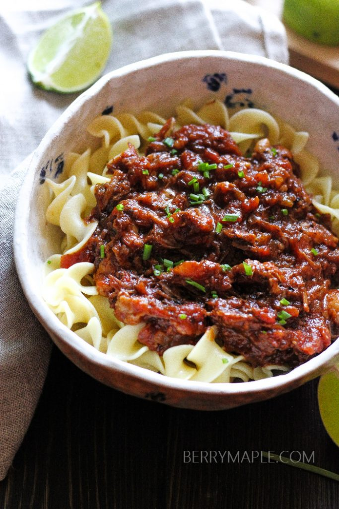 instant pot ragu recipe