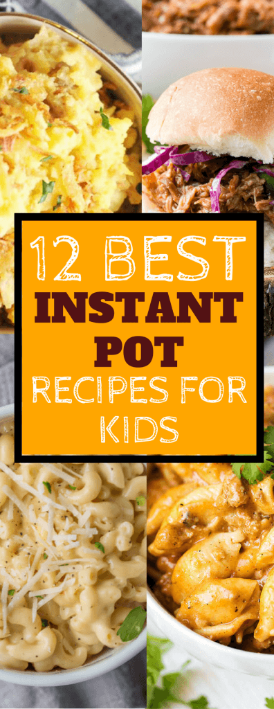 Best kid friendly instant pot recipes berrymaple if you were looking for the best kid friendly instant pot recipes look no further here is a list of best 12 kids approved recipes for you to cook this forumfinder Choice Image