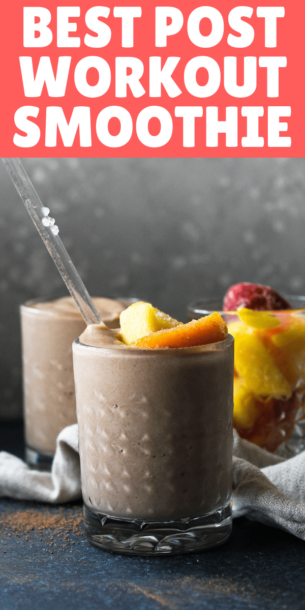 best post workout smoothie 1