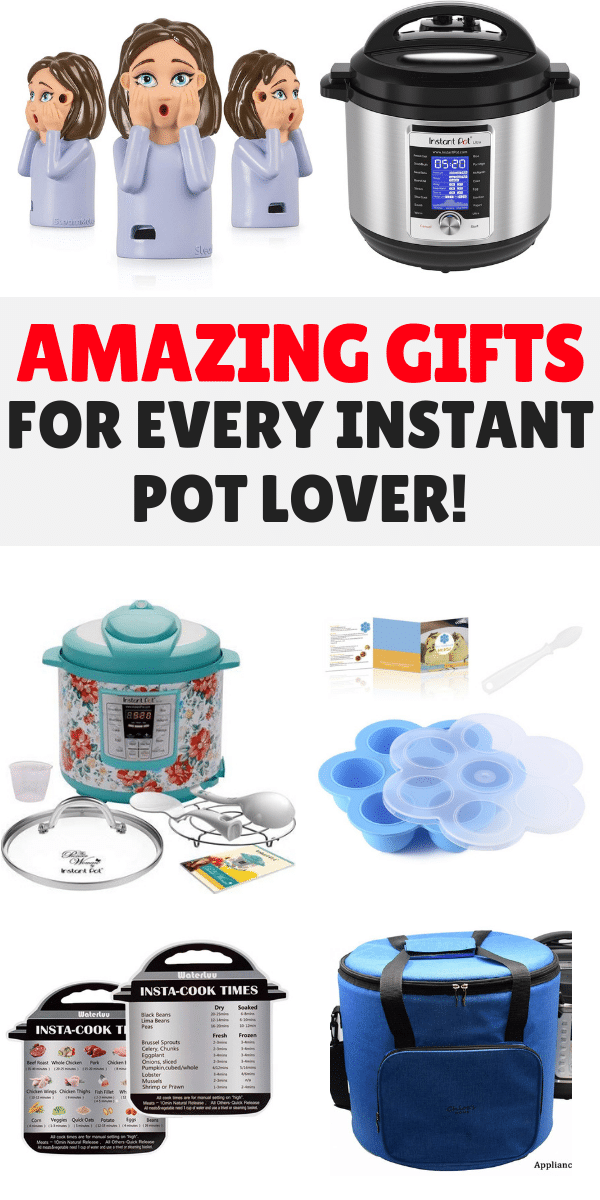instant pot gift guide