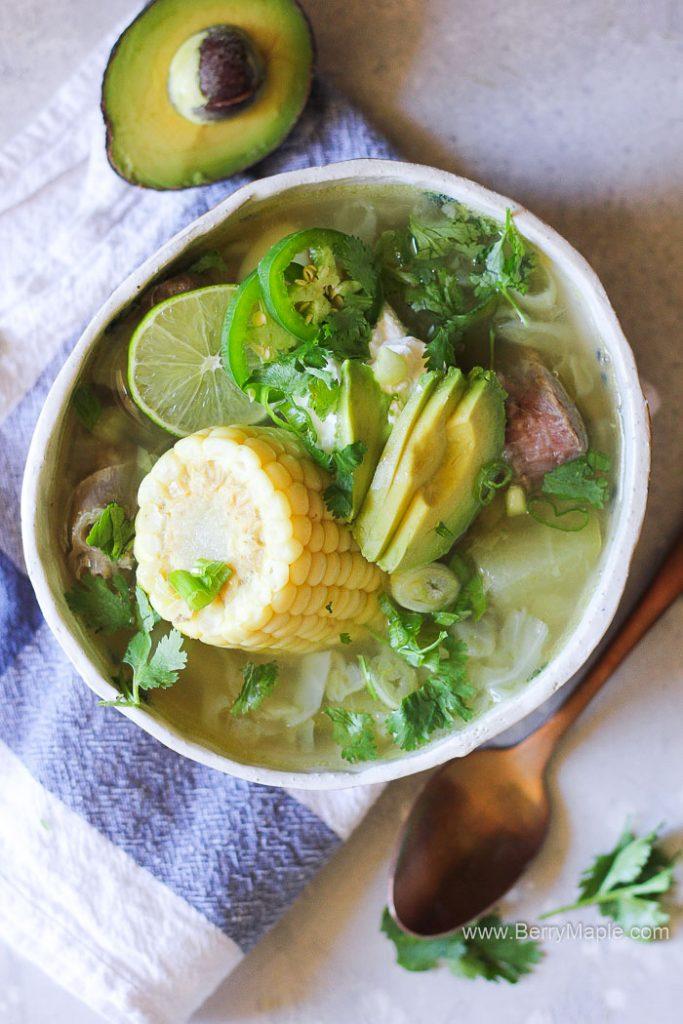 caldo de res mexican beef soup