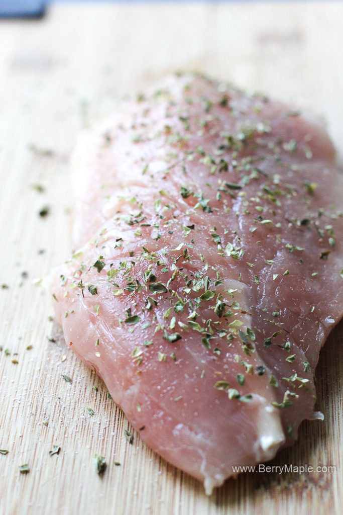 raw turkey breast tenderloin