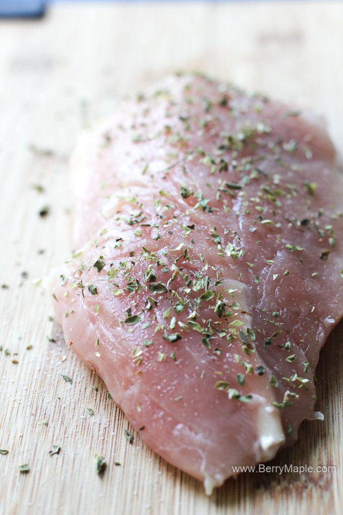 raw turkey breast tenderloin