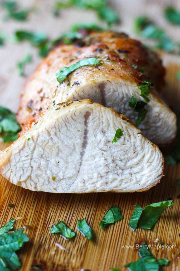 Turkey breast tenderloin in air fryer