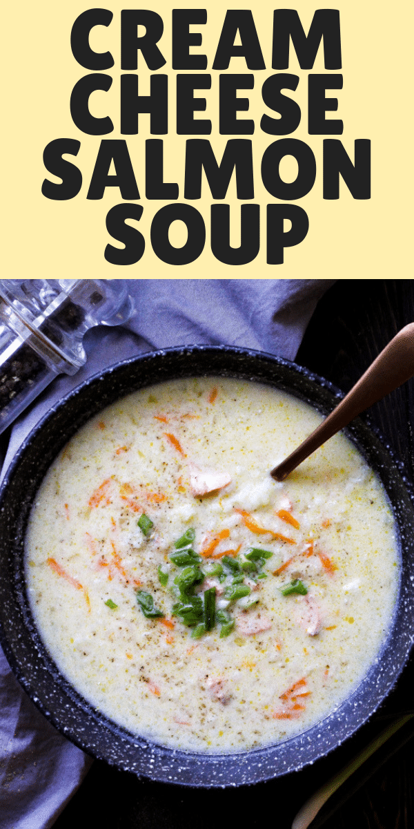 salmon cream cheese soup