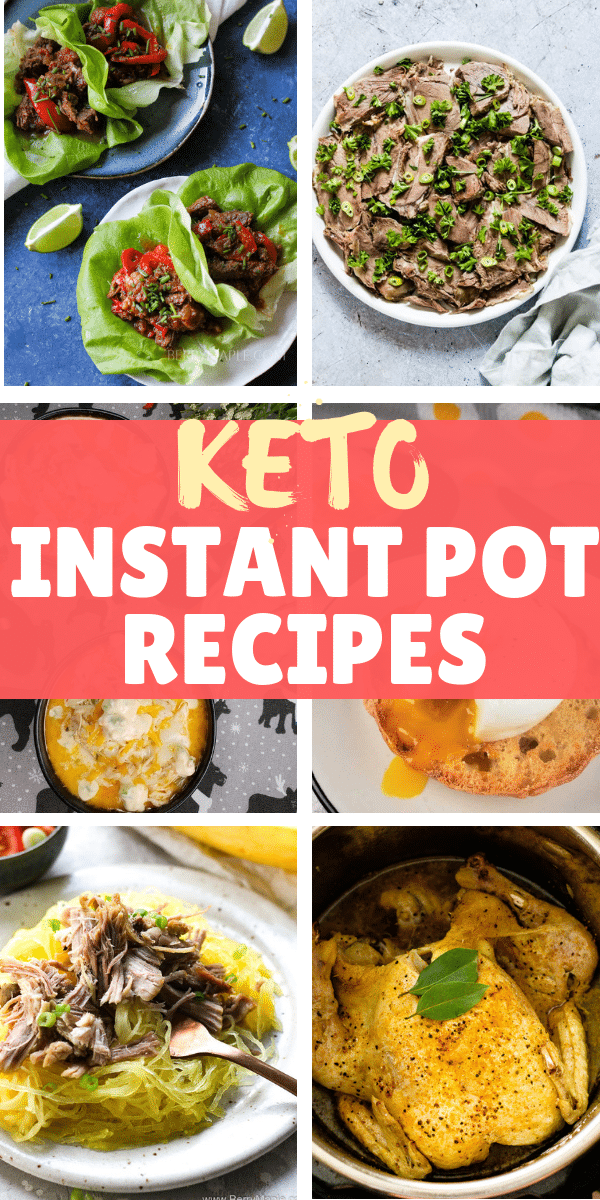 keto instant pot recipes 1