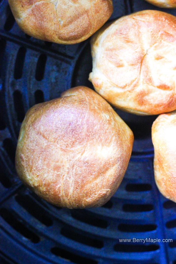 oreo puffs in air fryer
