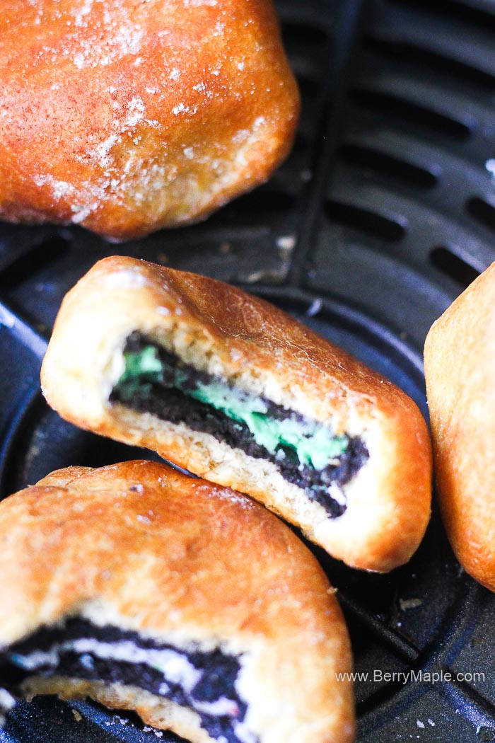 oreo pastries in air fryer