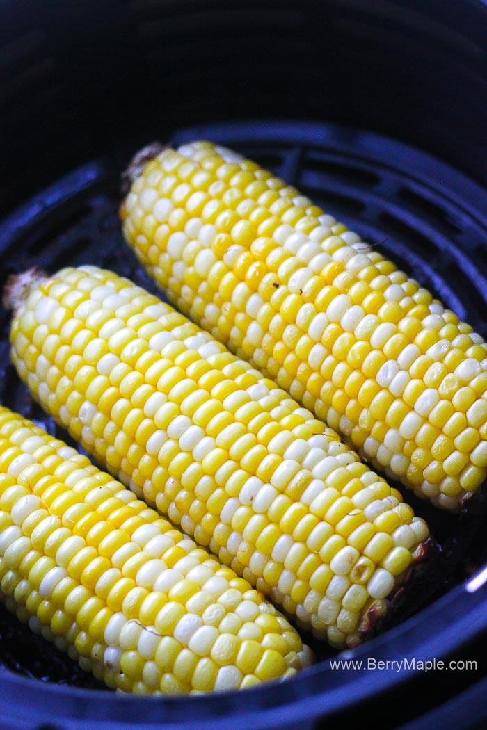 corn n a cob in air fryer