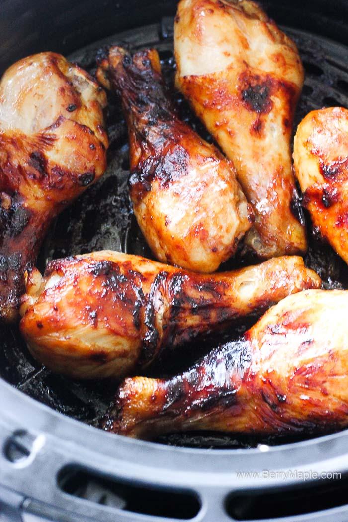 cooking chicken drumsticks