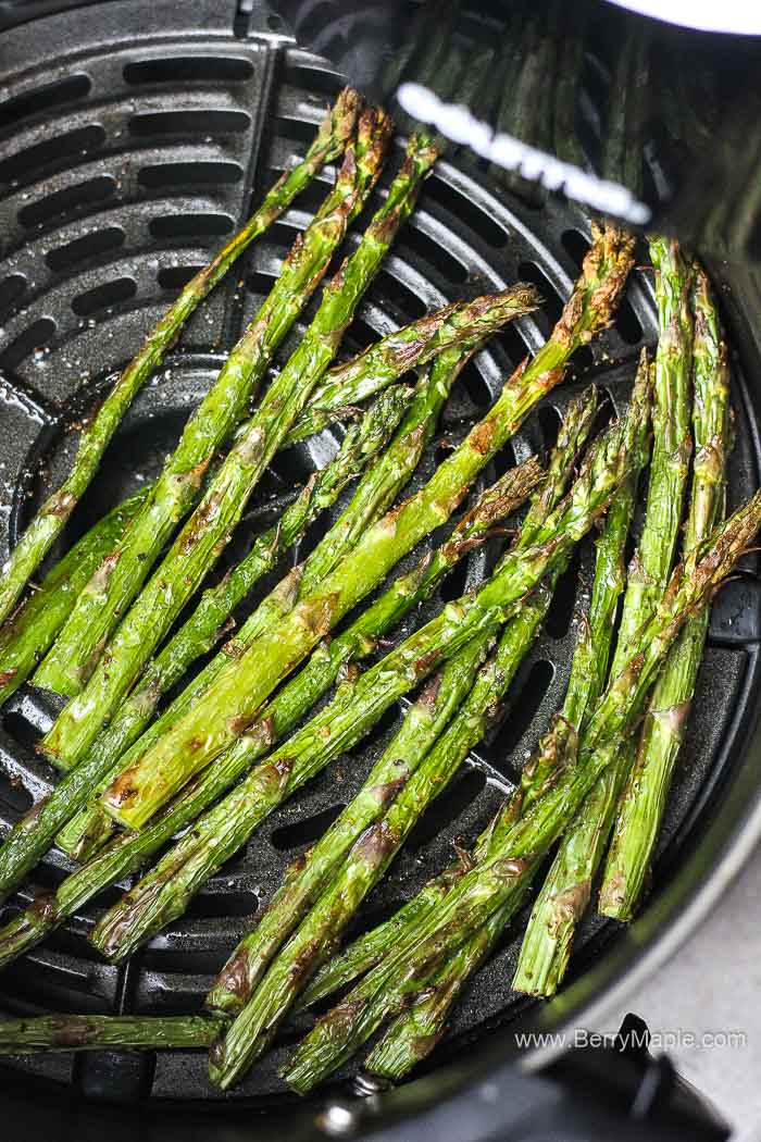 roasted asparagus in air fryer