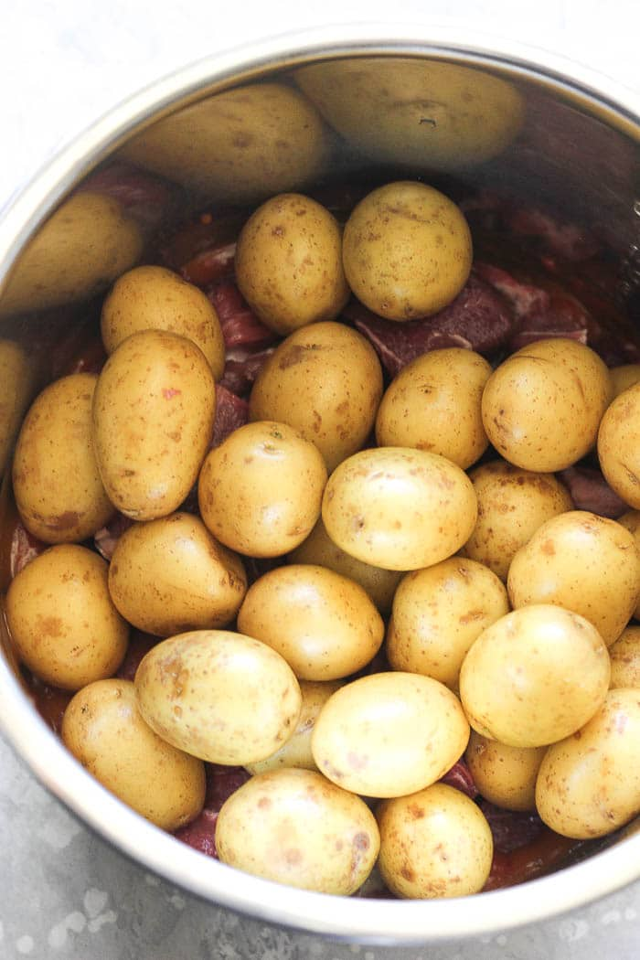 potatoes whole in instant pot