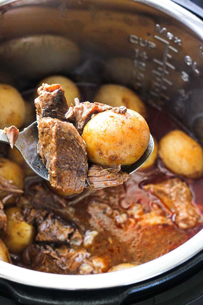 pot roast in instant pot