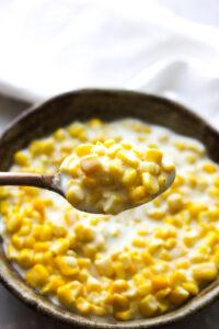 corn creamy