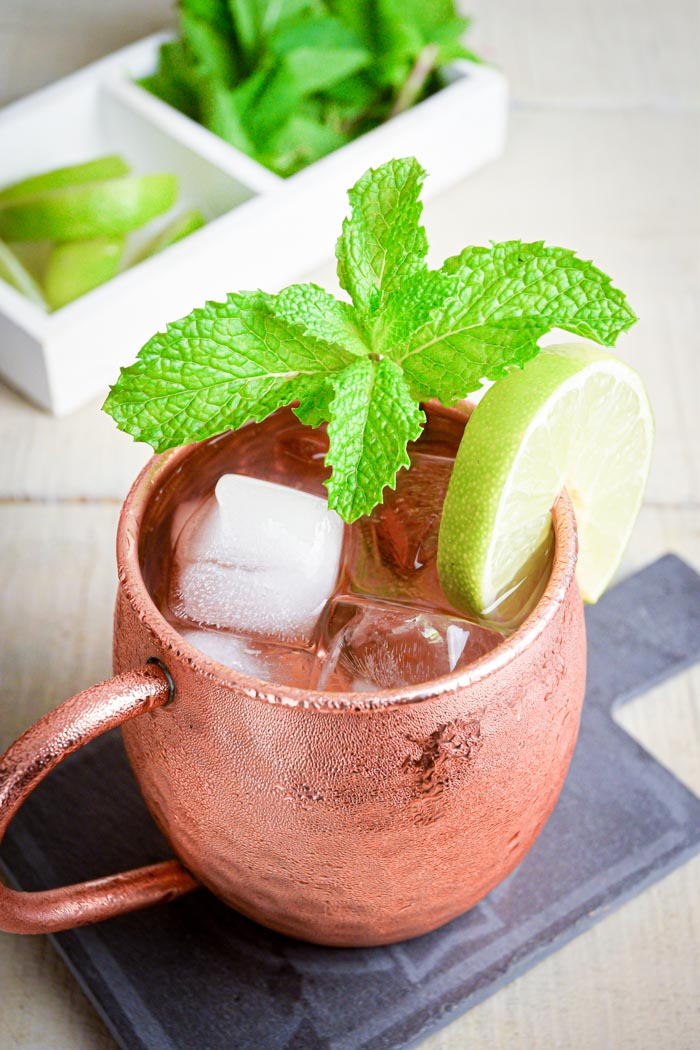 kentucky bourbon mule