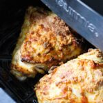 chicken thighs in air fryer