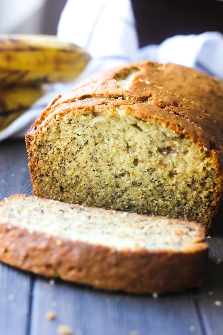 a sliced loaf