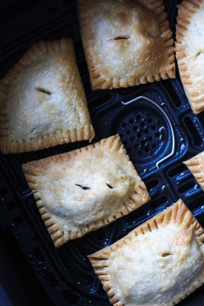 fried apple pies in air fryer